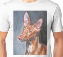 Pharaoh Hound Fine Art Painting Unisex T-Shirt