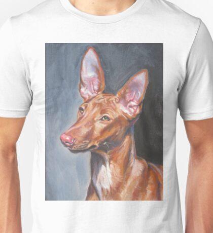 Pharaoh Hound Fine Art Painting Unisex T-Shirt