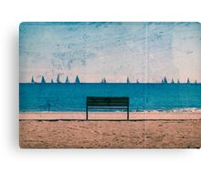 The Regatta Canvas Print