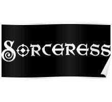 Sorceress Poster