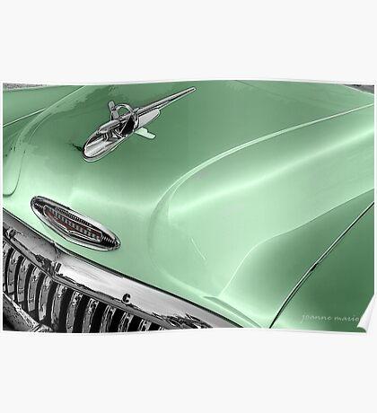 Classic Car 181 Poster