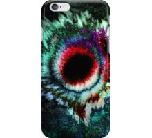eclipse peacock iPhone Case/Skin