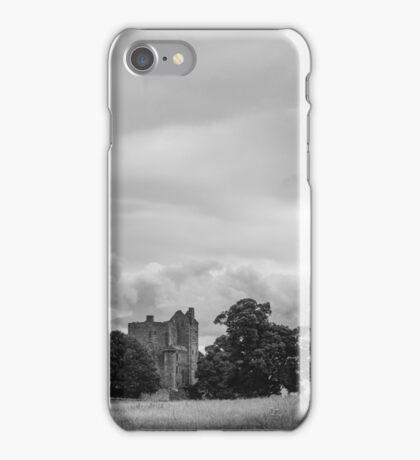Craigmillar Castle iPhone Case/Skin