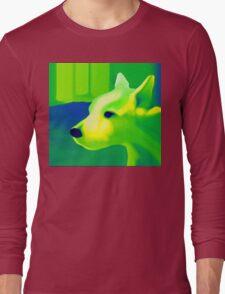 Lunar dog Long Sleeve T-Shirt