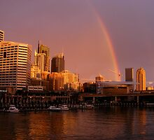 Darling Harbor by Fledermaus