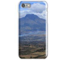 Communities Around Mt Imbabura iPhone Case/Skin