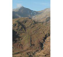 Mount Snowdon Photographic Print