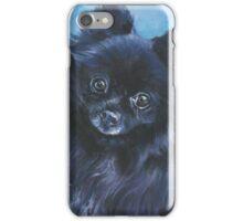 Pomeranian Fine Art Painting iPhone Case/Skin