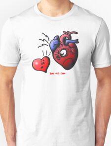 Heart vs Heart T-Shirt