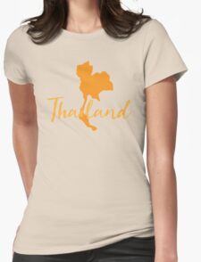 Thailand map fancy T-Shirt