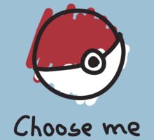 Choose me by lomm