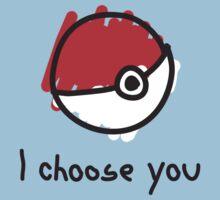 I choose you Baby Tee