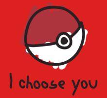 I choose you One Piece - Long Sleeve