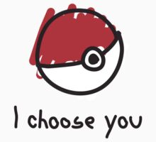 I choose you by lomm