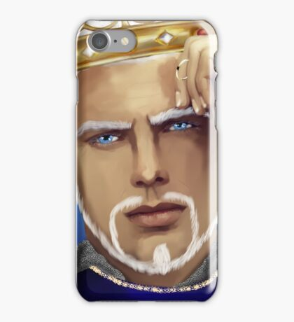 Saint Edward the Confessor iPhone Case/Skin