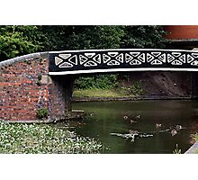 Dudley Bridge Photographic Print