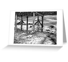 'Wrightsville Beach, NC' Greeting Card