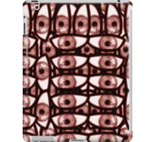 goggle-eyed 3 iPad Case/Skin