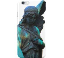 I am here with you iPhone Case/Skin