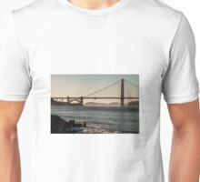 Golden gate bridge Unisex T-Shirt