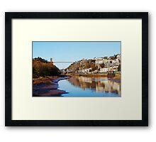 Hotwells, Bristol, U/K Framed Print