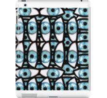 goggle-eyed 2 iPad Case/Skin
