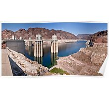 Hoover Dam - Lake Mead, AZ Poster