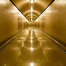 Inside Hoover Dam 1 by Jacinthe Brault