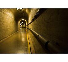Inside Hoover Dam 2 Photographic Print
