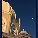 Bahai temple listens by Alexey Dubrovin