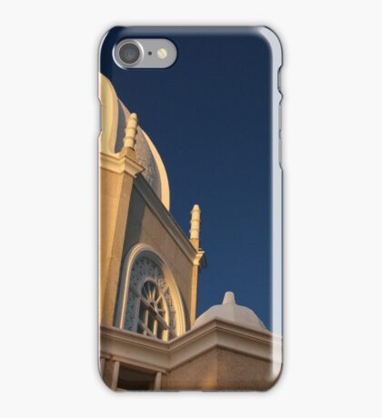 Bahai temple listens iPhone Case/Skin