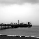 Brighton Pier by samclaire