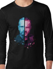 Breaking Bad - White/Pinkman Long Sleeve T-Shirt