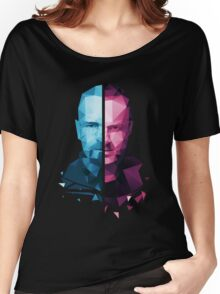 Breaking Bad - White/Pinkman Women's Relaxed Fit T-Shirt