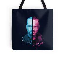 Breaking Bad - White/Pinkman Tote Bag