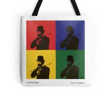 Jimmy Dyer Tote Bag