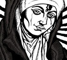 Our Lady of Perpetual Violence Sticker
