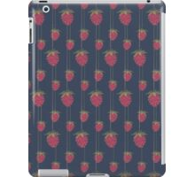 Sweet Hanging Strawberries iPad Case/Skin