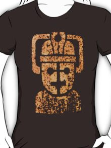 Rusting Cyberman Logo T-Shirt