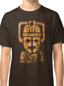 Rusting Cyberman Logo Classic T-Shirt