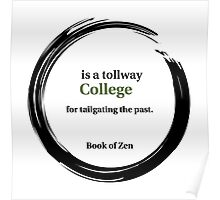 College Education Quote Poster