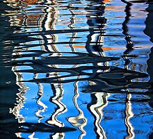 ---The Reflecting Pool by T.J. Martin