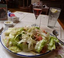 "Original ""1905"" Salad by Gordon Taylor"