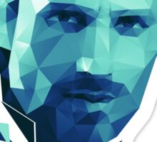 Rick Grimes - The Walking Dead Sticker