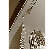Chicago Cityscape Photographic Print