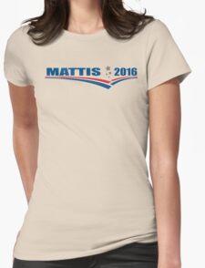 Mattis 2016 Womens Fitted T-Shirt
