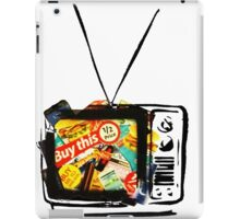 TV iPad Case/Skin