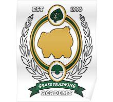Grass Training Academy Poster