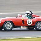 Ferrari 750 Monza by Willie Jackson