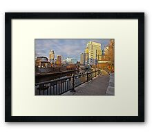 Water Place - Providence, RI Framed Print